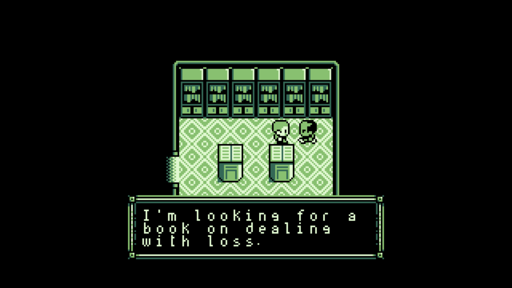 Screenshot from Deadeus